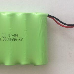 Battery Pack 3000 mAh